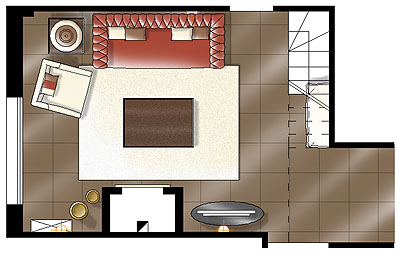Progettazione arredamento for Completano l arredamento