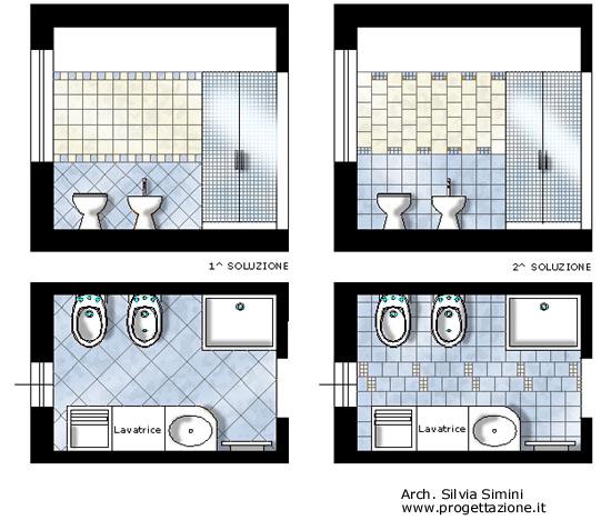 Progetto Bagno Piccolo Idee Per La Casa Douglasfalls Com