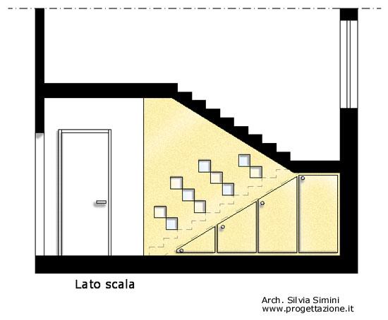 Progettazione arredamento for Piani di coperta 20x20