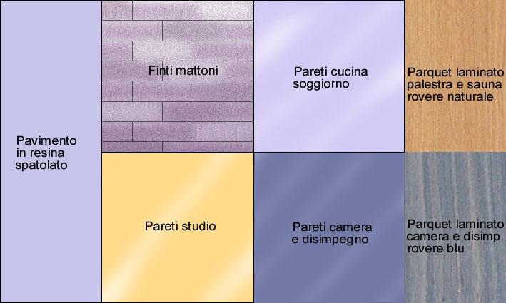 Color Lavanda Per Pareti : Progettazione arredamento