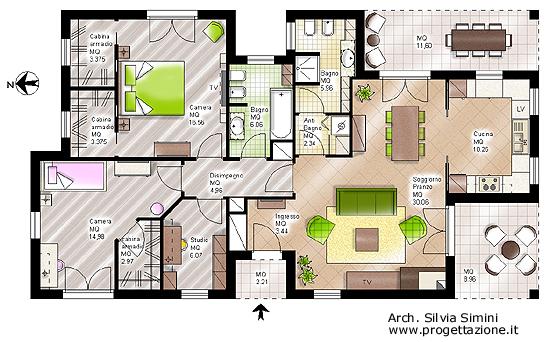 Casa immobiliare accessori progettazione cabina armadio - Progettazione cabina armadio ...