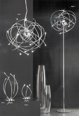 Lampadario Camera Letto. Latest Lampadario Moderno Toplight Chain ...