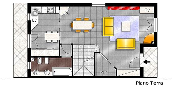 Studio progettazione interni e consulenze arredamenti - Progetto bagno online ...
